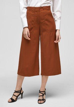 Shorts - americano brown