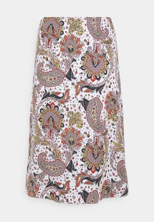 Áčková sukně - multi coloured