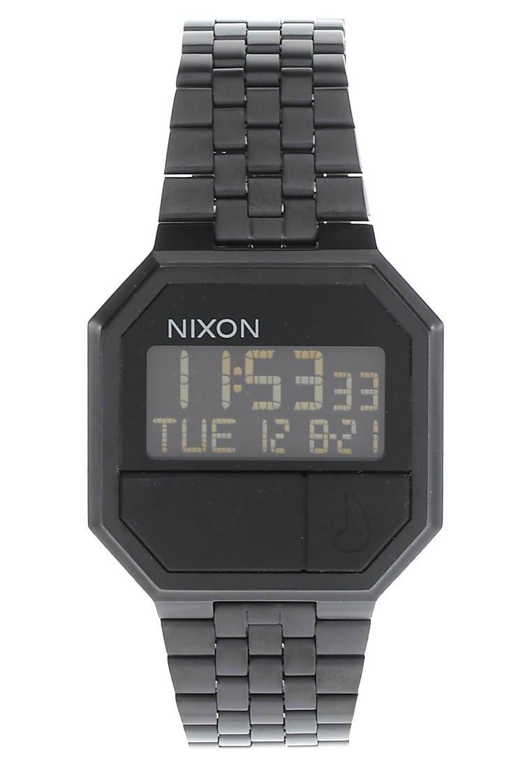 Nixon - RE-RUN - Digitální hodinky - all black