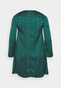 Glamorous Curve - DRESS - Day dress - dark green - 1