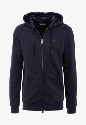 FELPA - Zip-up hoodie - blu