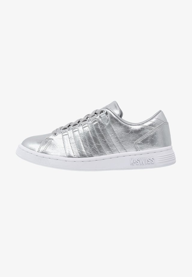 LOZAN - Zapatillas - silver/white