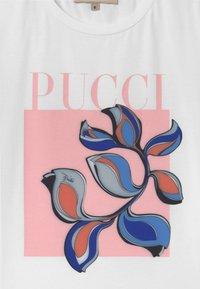 Emilio Pucci - Triko spotiskem - white - 2