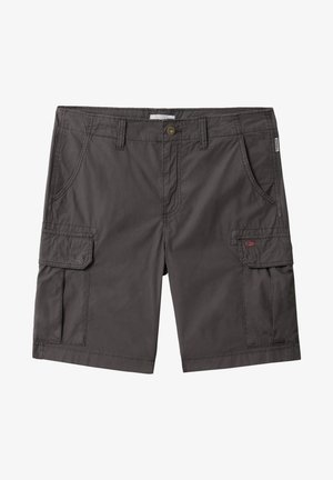 NOTO - Szorty - dark grey solid