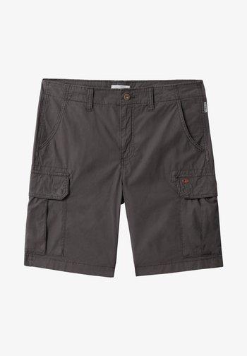 NOTO - Shorts - dark grey solid