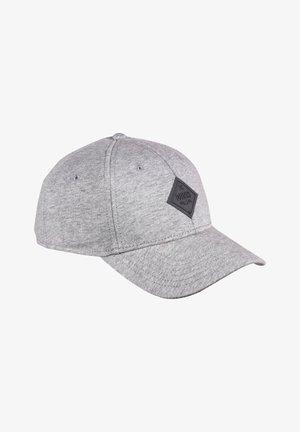 Czapka z daszkiem - heather grey