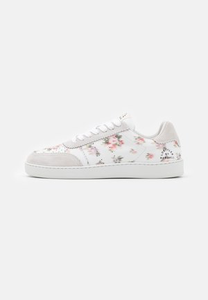 KEELEY - Sneakersy niskie - white