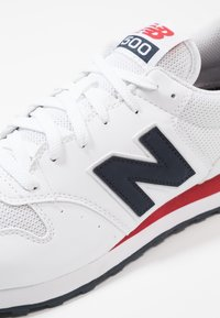 New Balance - GM500 - Sneakersy niskie - white - 5