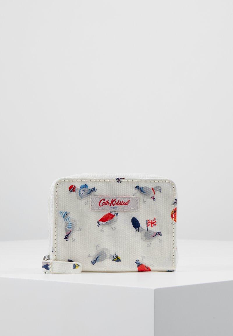 Cath Kidston - MINI CONTINENTAL WALLET - Portemonnee - cream