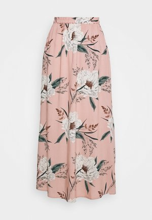 VMSIMPLY EASY SKIRT - A-line skirt - light pink