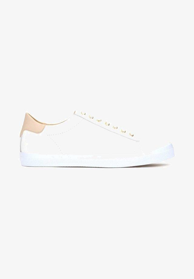 BORNEO - Sneakers laag - white