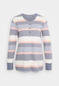 Schiesser - ANZUG LANG - Pyjama set - blau - 1