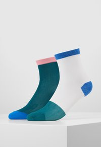 Hysteria by Happy Socks - GRACE ANKLE LIZA ANKLE 2 PACK - Calze - multi - 0
