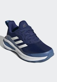 adidas Performance - FORTARUN RUNNING SHOES UNISEX - Neutral running shoes - victory blue/ftwr white/focus blue - 2