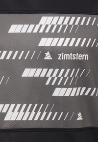 Zimtstern - TECHZONE MENS - Triko spotiskem - pirate black/gun metal - 2