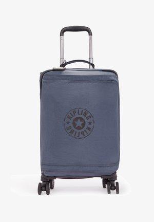 SPONTANEOUS S - Wheeled suitcase - grey slate c