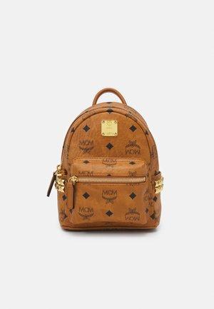 STARK BACKPACK MINI - Sports bag - cognac