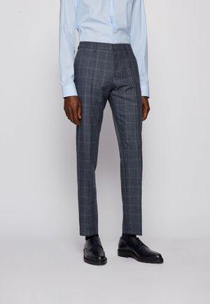 GENIUS5 - Suit trousers - dark blue