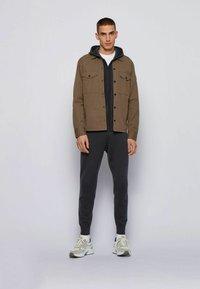 BOSS - Zip-up hoodie - dark blue - 1