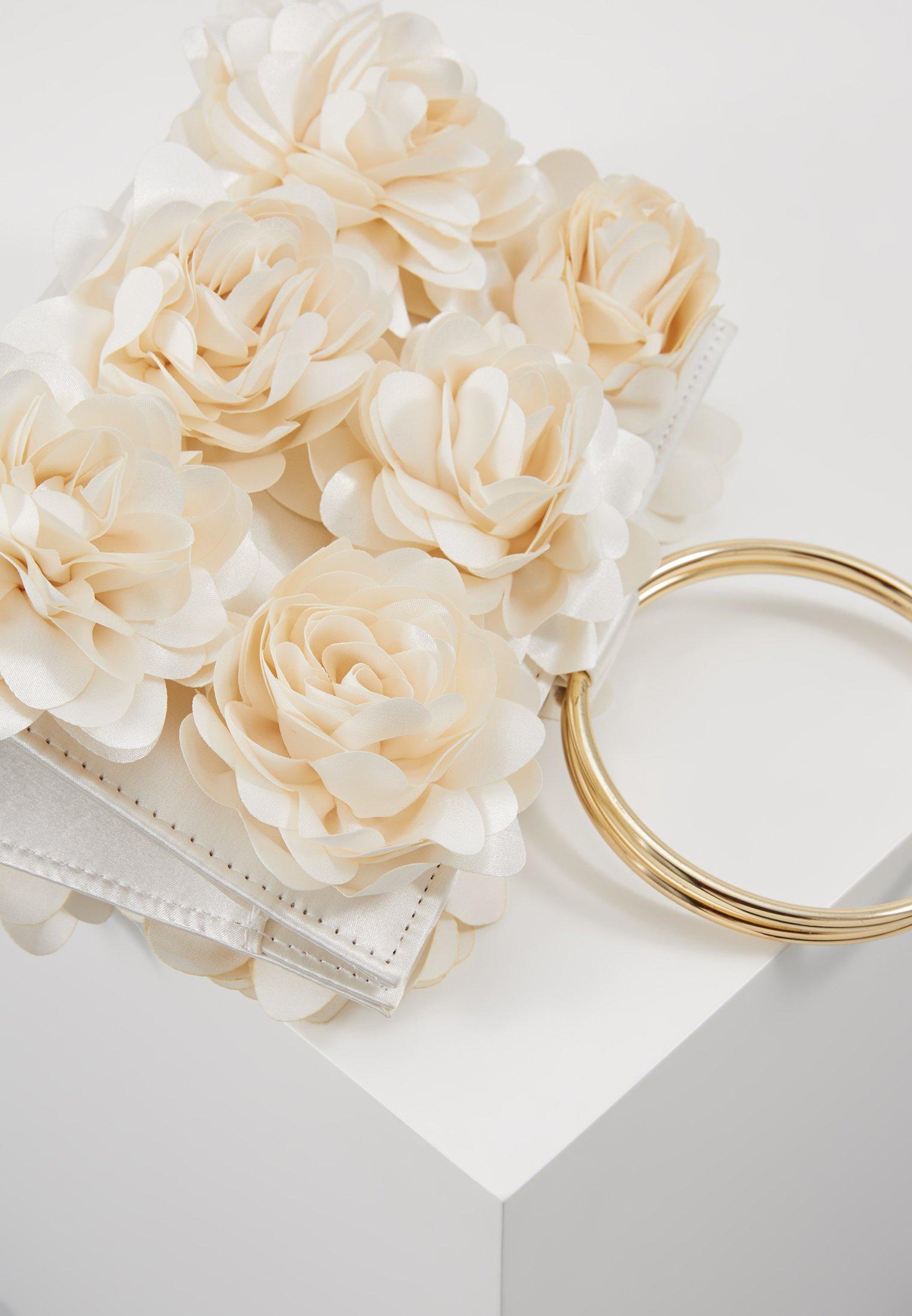 Mascara Clutch - Ivory/beige