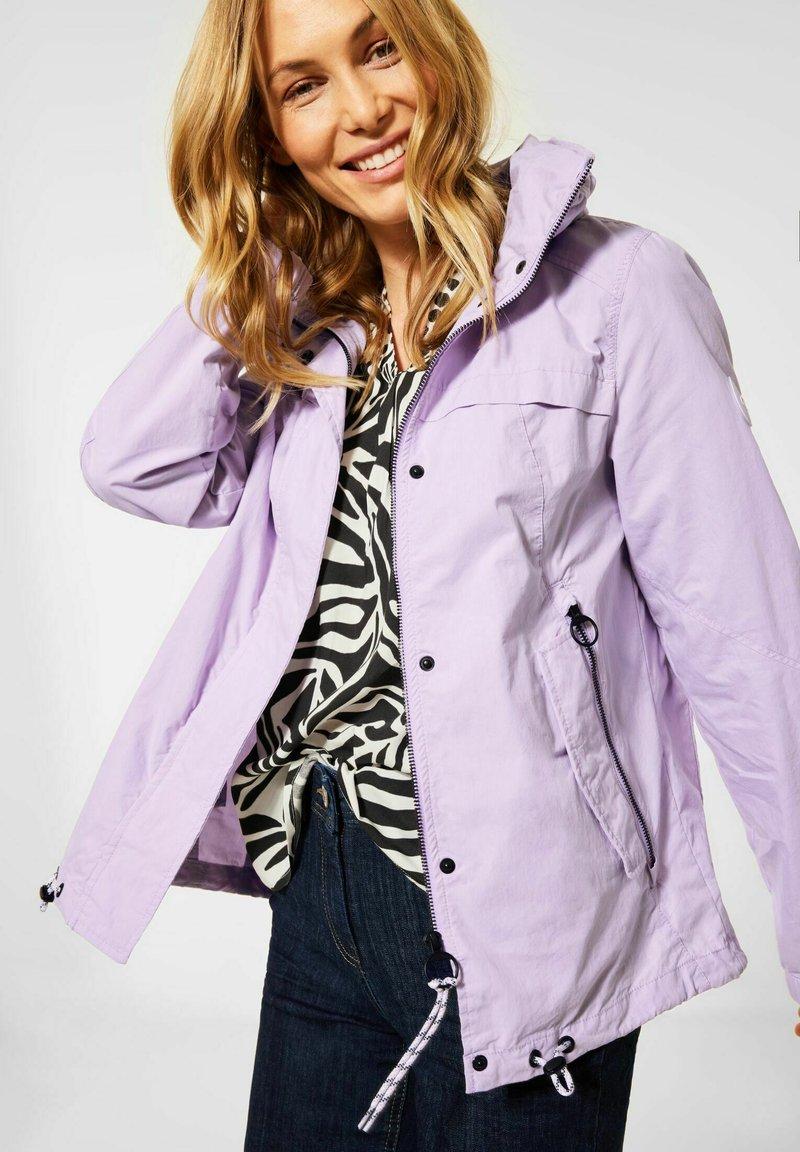 Cecil - Outdoor jacket - lila