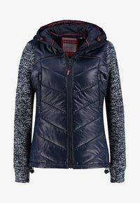 Superdry - Winter jacket - dark blue - 0