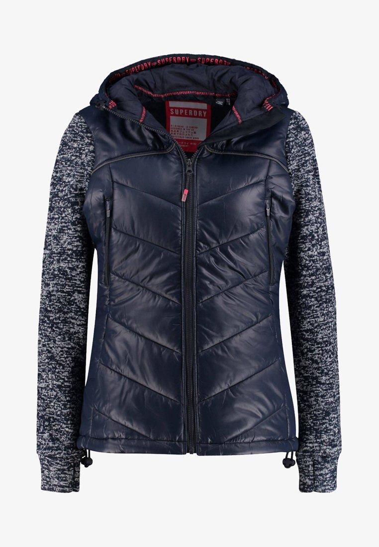 Superdry - Winter jacket - dark blue