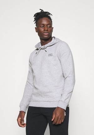 JCOFLEX HOOD  - Sweatshirt - light grey melange