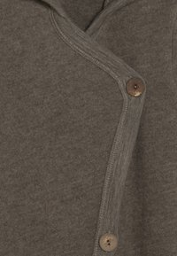 Müsli by GREEN COTTON - SUIT WITH HOOD BABY - Jumpsuit - walnut - 3
