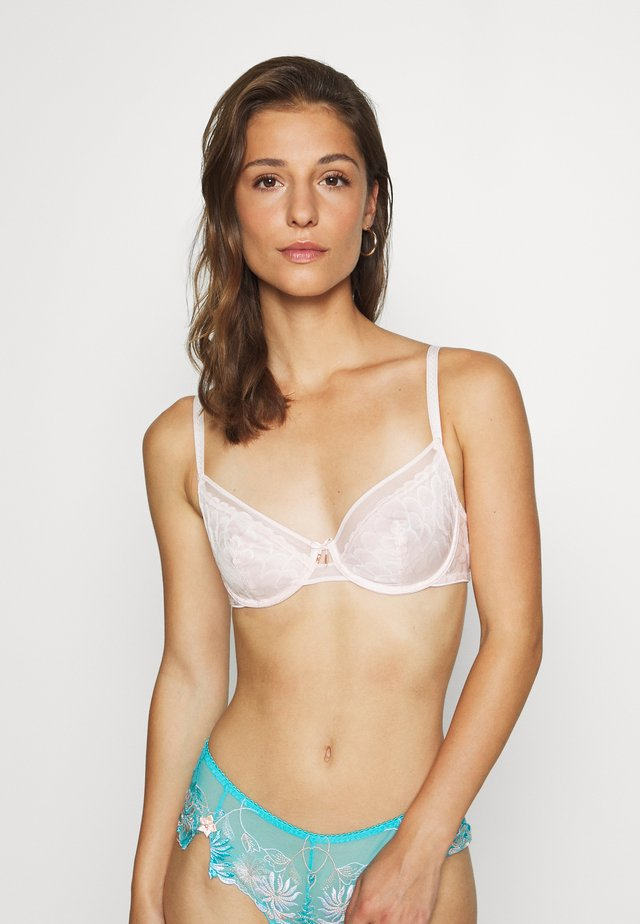 WIRE BRA - Underwired bra - powder