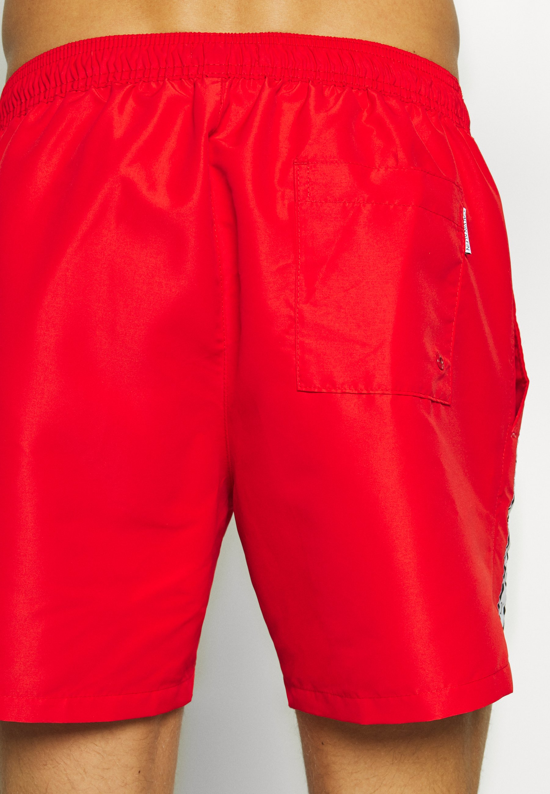Calvin Klein Swimwear MEDIUM DRAWSTRING - Short de bain - red
