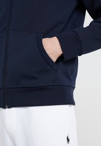 Polo Ralph Lauren - DOUBLE TECH - Zip-up hoodie - aviator navy - 4