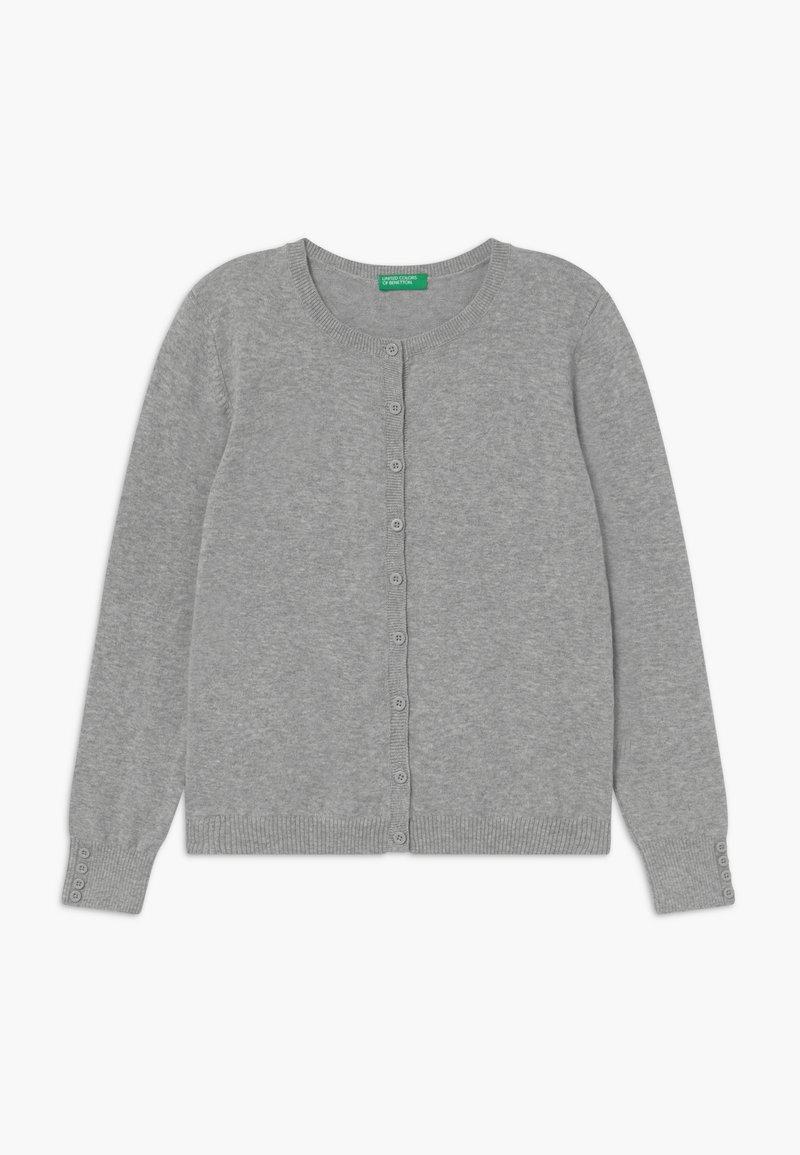 Benetton - Cardigan - grey