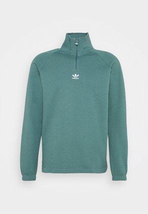 TREFOIL UNISEX - Bluza - hazy emerald