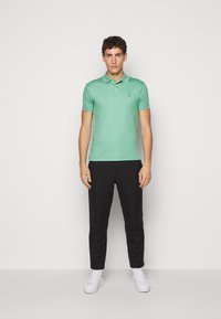 Polo Ralph Lauren - SLIM FIT SOFT - Polo - haven green - 1