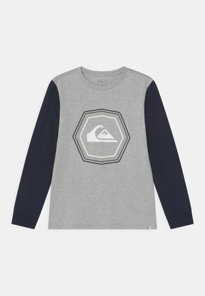 NEW NOISE - Pitkähihainen paita - athletic heather