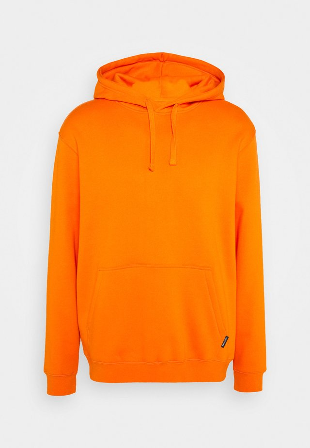 UNISEX - Sweat à capuche - orange