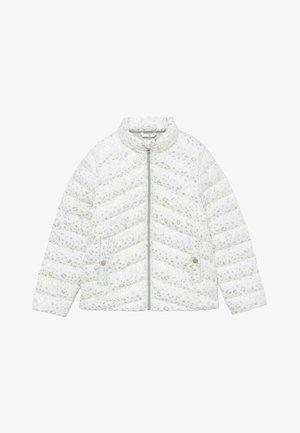 MET PRINT - Winter jacket - gebroken wit