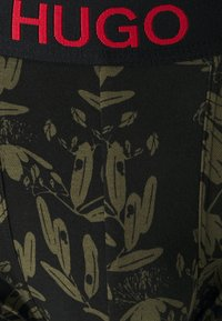 HUGO - TRUNK BROTHER  2 PACK - Pants - dark green - 3