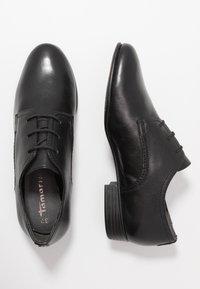Tamaris - Lace-ups - black - 3