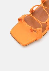 Rejina Pyo - MALIA - T-bar sandals - orange - 6
