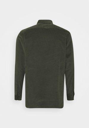 Overhemd - forrest green