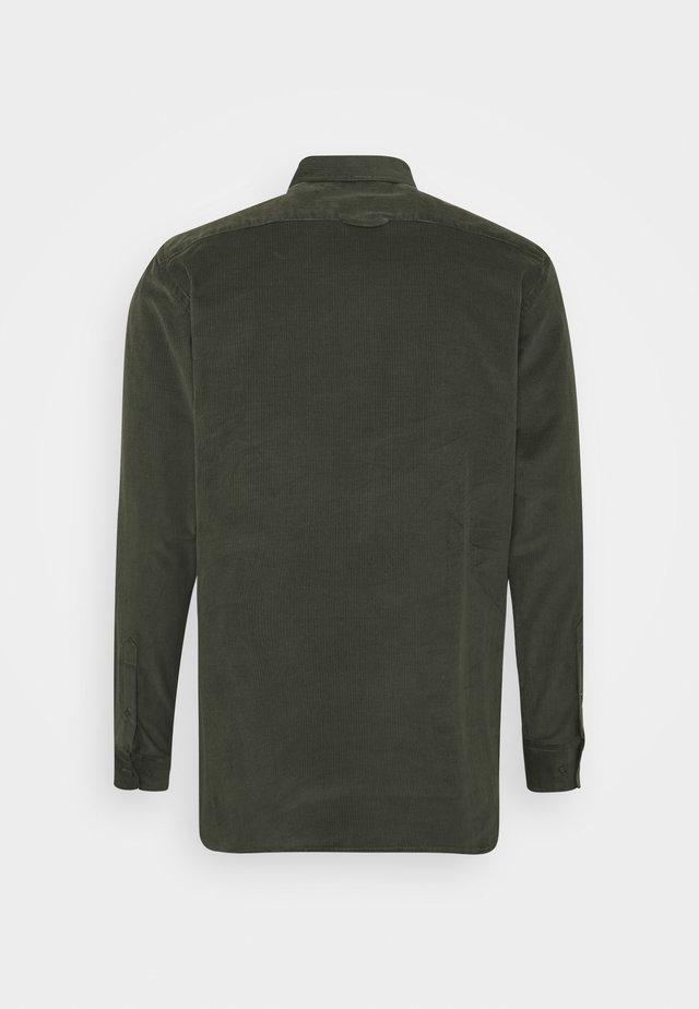 Chemise - forrest green