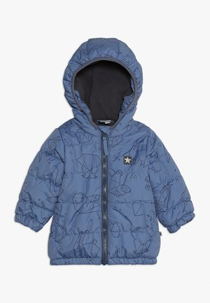 ANORAK OUTDOOR - Winterjas - blue