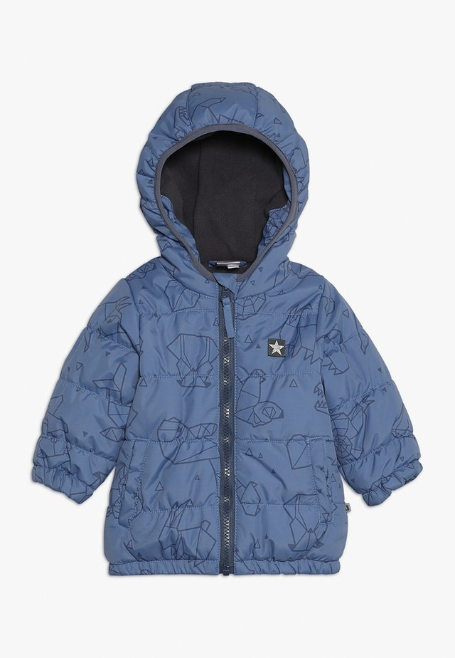 ANORAK OUTDOOR - Giacca invernale - blue