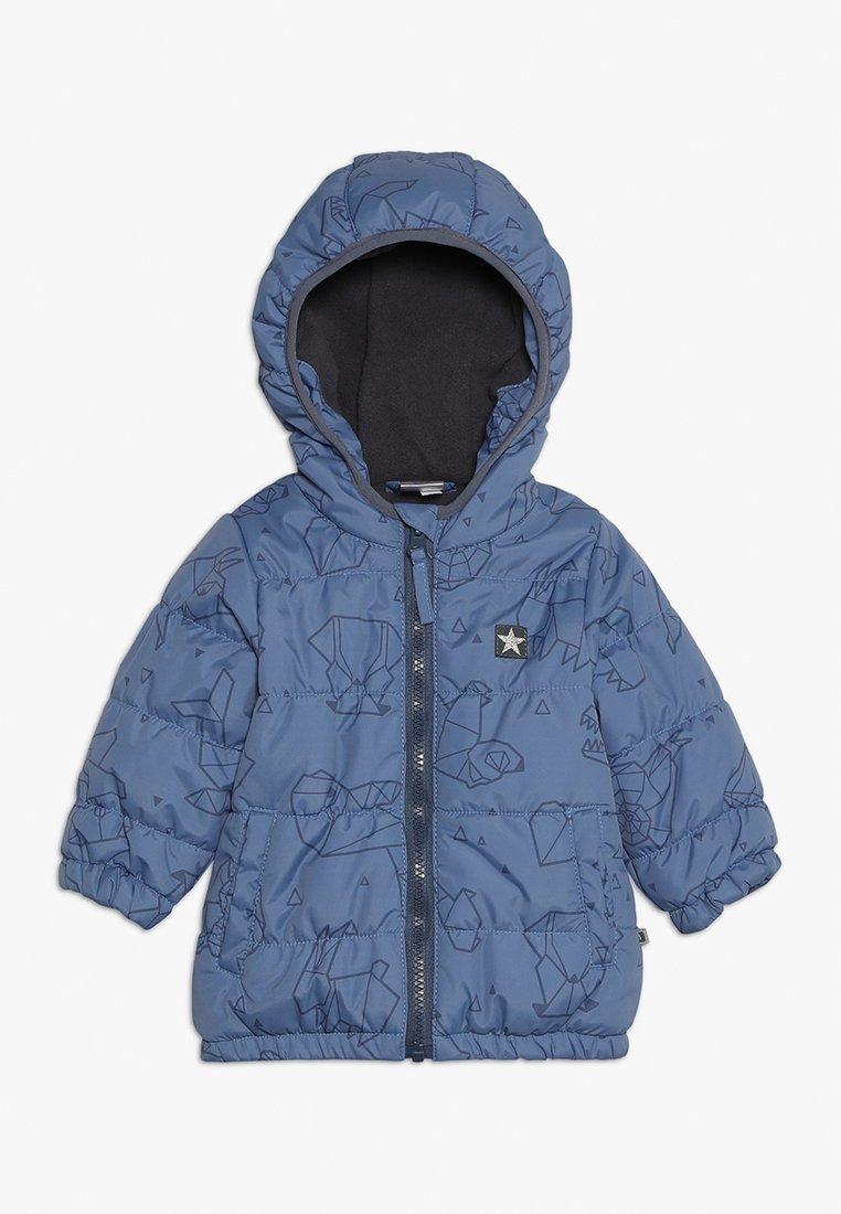Jacky Baby - ANORAK OUTDOOR - Zimní bunda - blue
