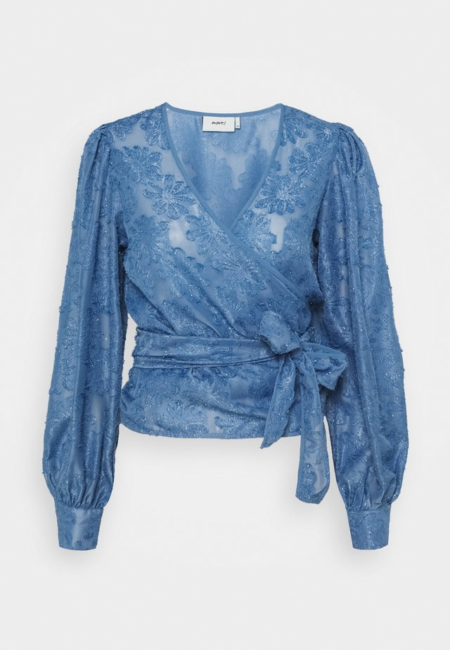 PATTI - Bluser - federal blue