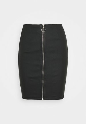 PCROXY ZIP SKIRT - Pencil skirt - carry over