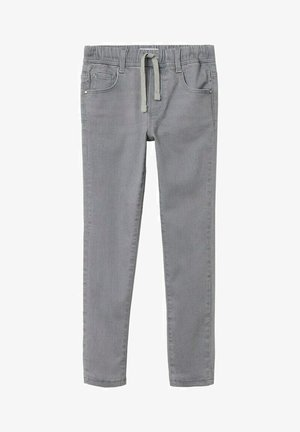 Straight leg jeans - grijs denim