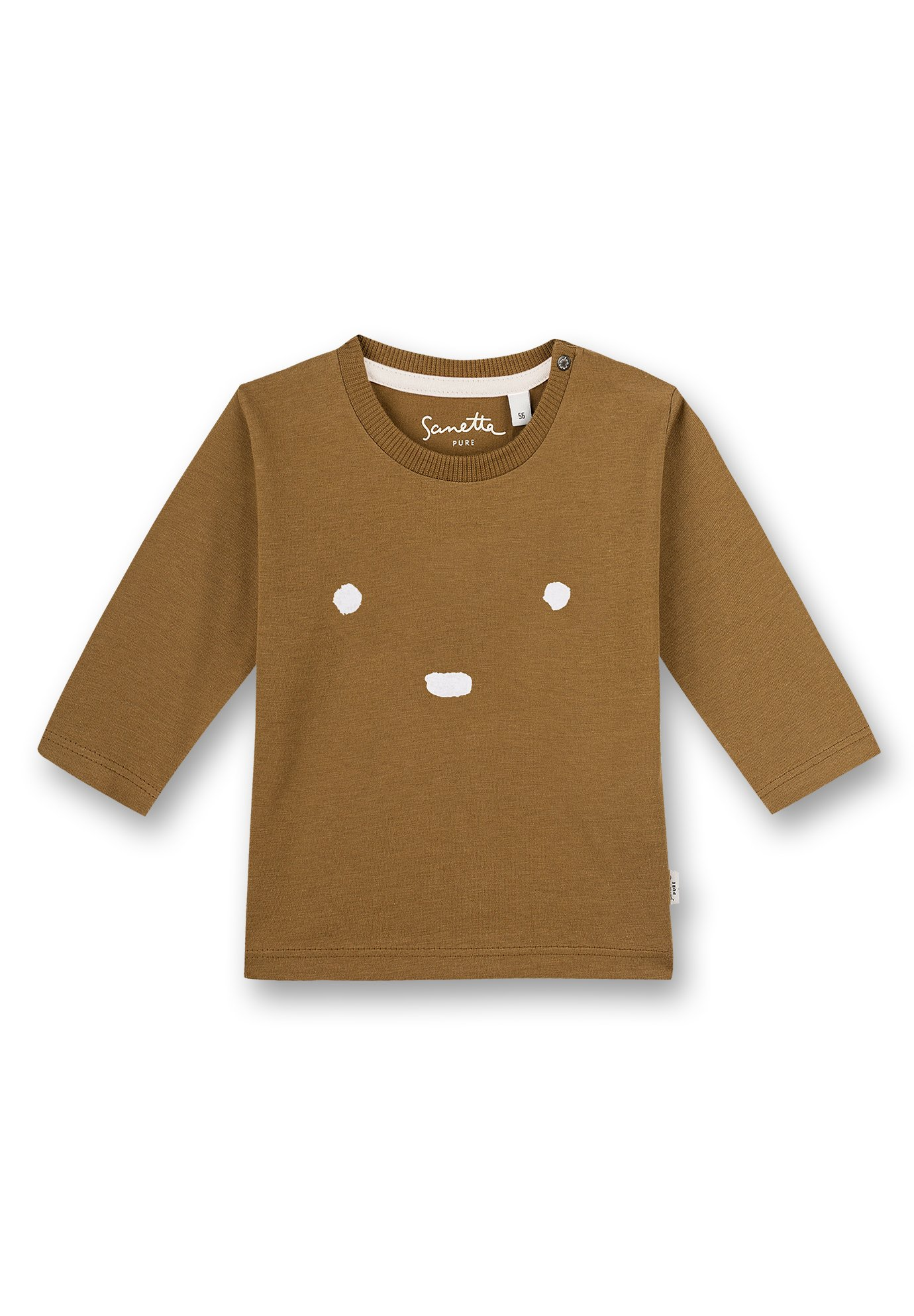 Kinder SANETTA PURE  - Langarmshirt